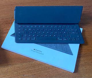 """Apple Smart Keyboard español iPad Pro 12,9"""" 2018"""