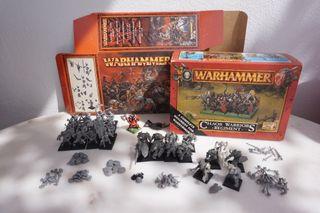 warhammer Regimiento - Guerreros del caos 1998
