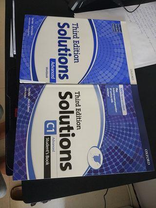 Libro Inglés C1 student's book and workbook
