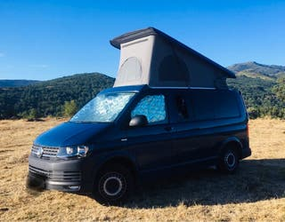 Vw Transporter 2016, T6 camper con techo