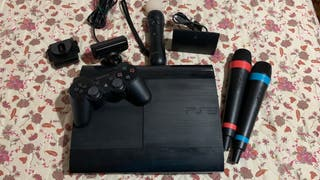 Pack Consola Play Station 3 Sony