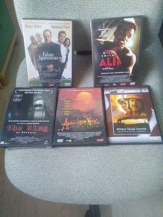 Pack 5 Películas