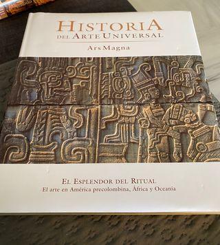 Libro Historia dl arte en america precolombina
