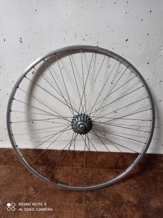 1 llanta bicicleta de carretera Shimano Mavic
