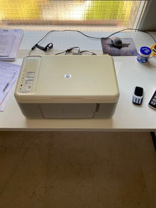 Impresora escáner HP