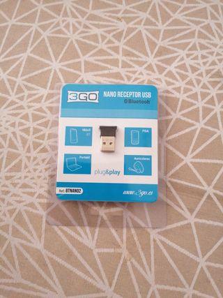 receptor USB Bluetooth