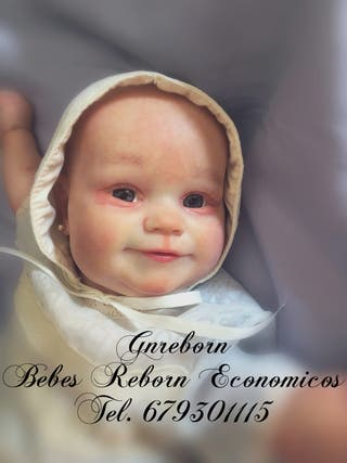 Bebés reborn económicos!!