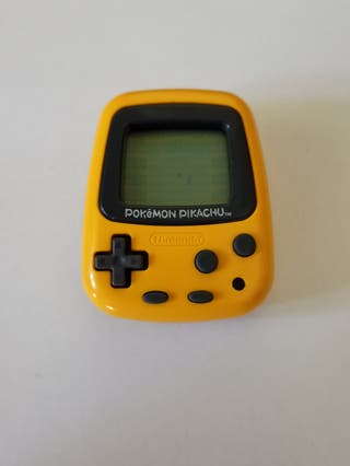 Mini Consola Nintendo Pokémon Pikachu