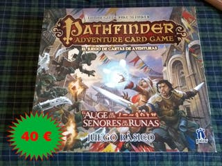 Pathfinder Adventure Card Game (Juego basico)
