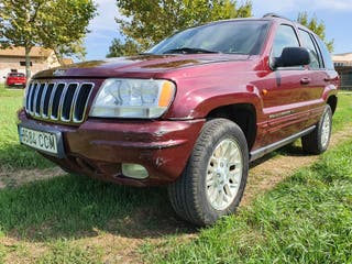 Jeep Grand Cherokee LIMITED.2004