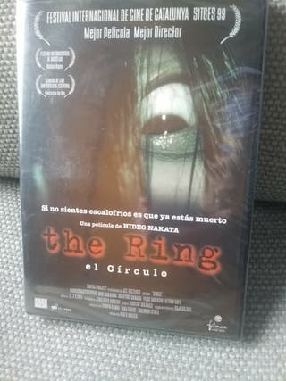THE RING - PELÍCULA DVD CONSERVA EMBALAJE
