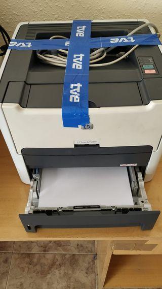 Impresora B/N HP LaserJet 1320n