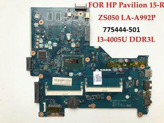 Placa base ordenador portátil hp ZS050 LA-A992P