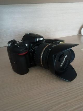 cámara foto nikon 7200