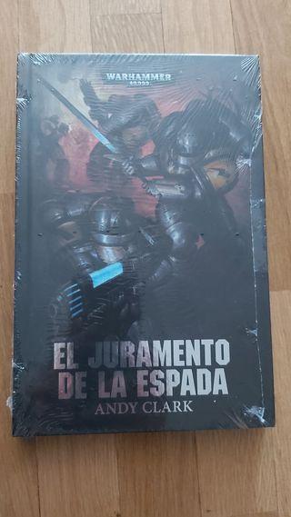 Warhammer Novela 'El juramento de la espada.'