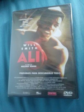 ALI - DVD CON WILL SMITH