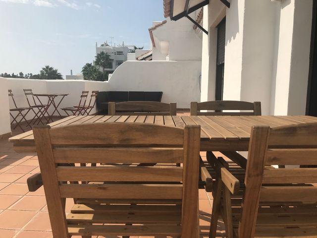 Piso en alquiler (Cancelada, Málaga)