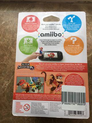 Amiibo Diddy Kong Nintendo