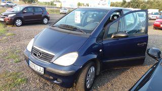 Mercedes-Benz Clase A 2003 1.6 gasolina 102 cv