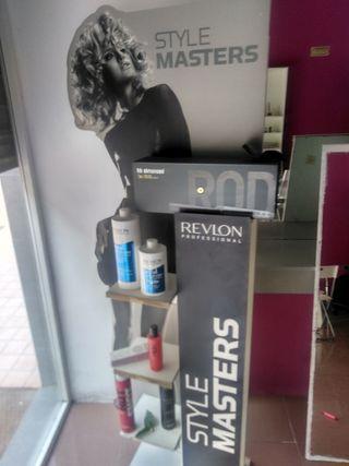 Expósitor peluqueria