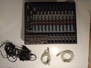 Mesa de mezclas Alesis Multimix