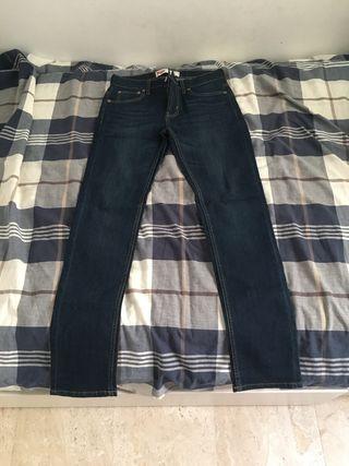 Pantalones Levis slim