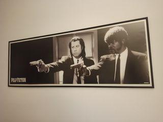 Cuadro Pulp Fiction 163x60