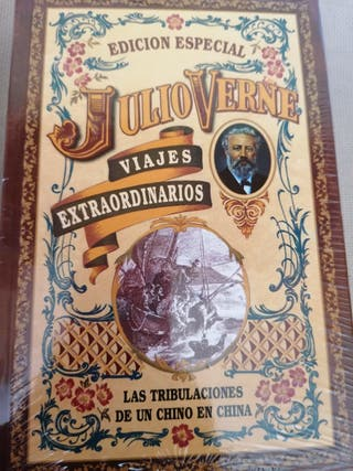 Julio Verne edición coleccionista