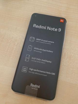 Móvil Xiaomi Redmi Note9