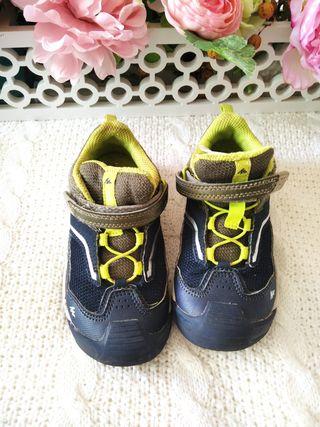 zapatillas niño 27