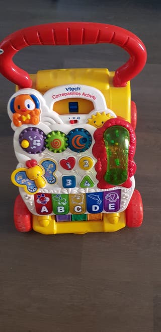 Correpasillos Activity Vtech