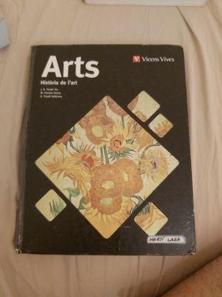 libro historia del arte 2o bachillerato / batx
