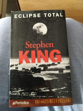 Libros de Stephen King a 1'50€.