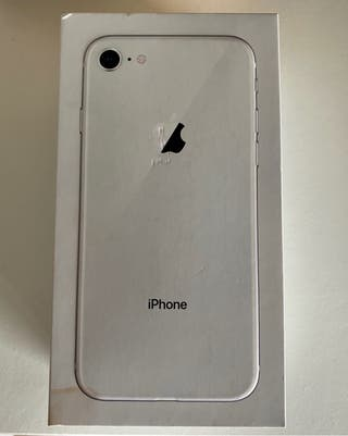 IPhone 8 Plata, 64 GB
