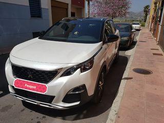 Peugeot 3008 Gt line Anacarado con 3 años de Garantía!!