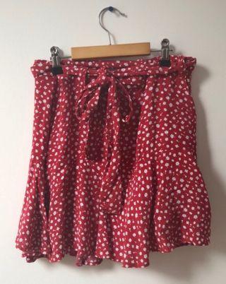 Falda pantalón Zara talla XL