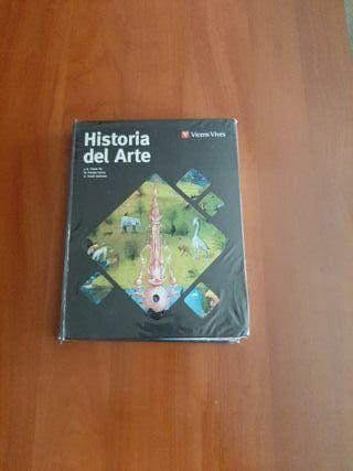 libro de historia del arte segundo de bachiller