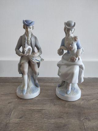 Figura de porcelana PALES.SL