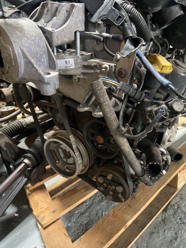 Motor fiat 1.3 jtd