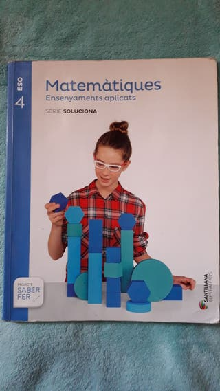 libro de matematicas aplicadas 4to ESO