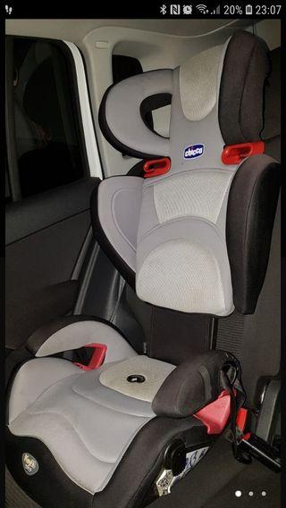 Silla coche niño isofix Chicco grupo 2 - 3
