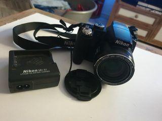 Cámara fotográfica Nikon Coolpix P90