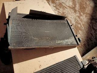 radiador refrigeracion aire ac ibiza 6k2