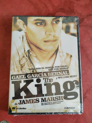 DVD THE KING