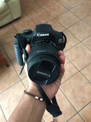 Camara Canon Eos 1300d
