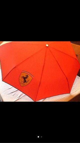 Paraguas Ferrari automatico