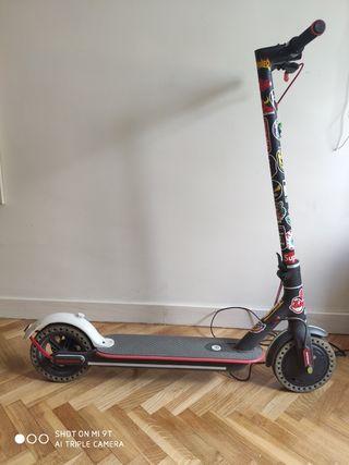 patinete eléctrico xiaomi mi365