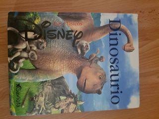 LIBRO Dinosaurio de disney