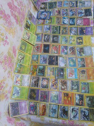 77 cartas pokemon 77