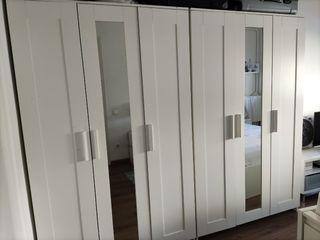 Armarios blancos (2) Ikea